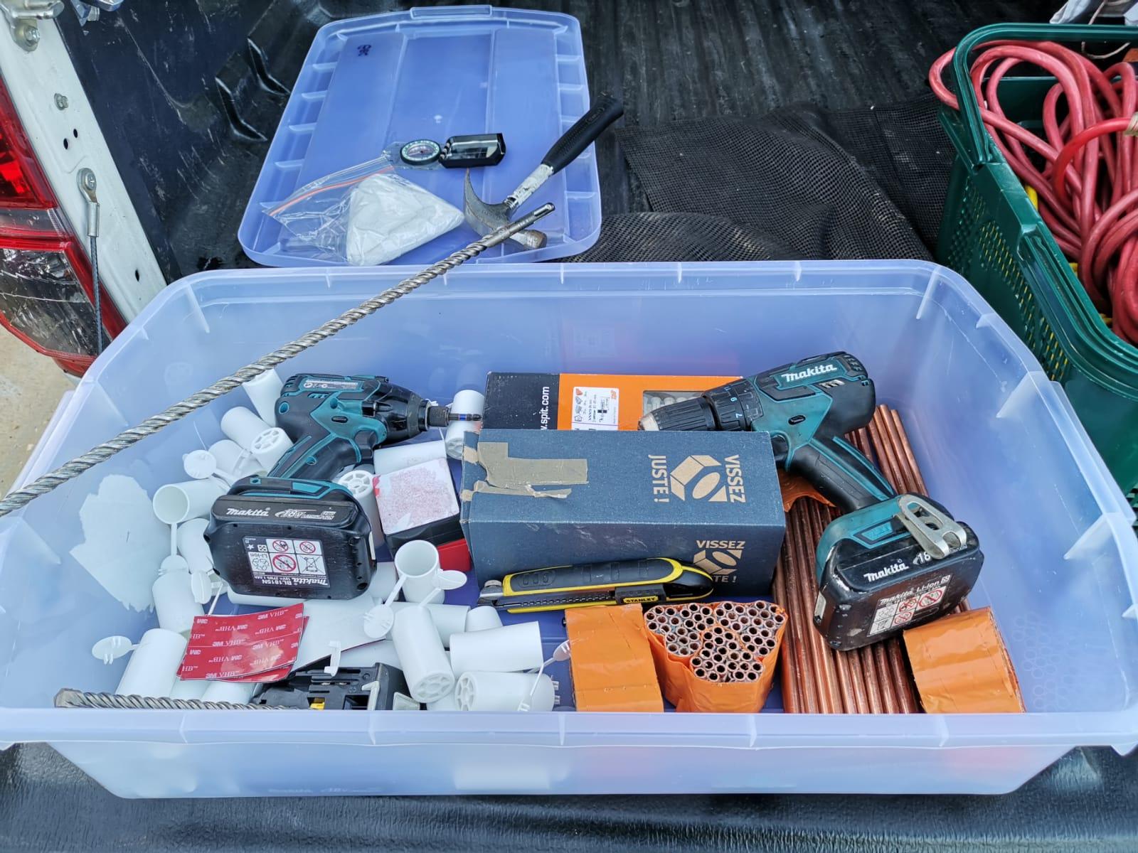 tools geo