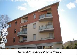 Immeuble Sud-Ouest de la France