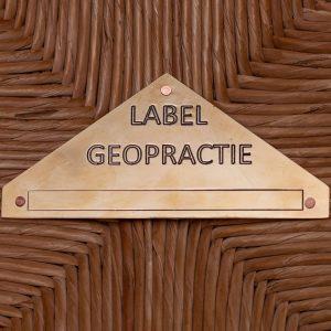Plaque Geopractie-7